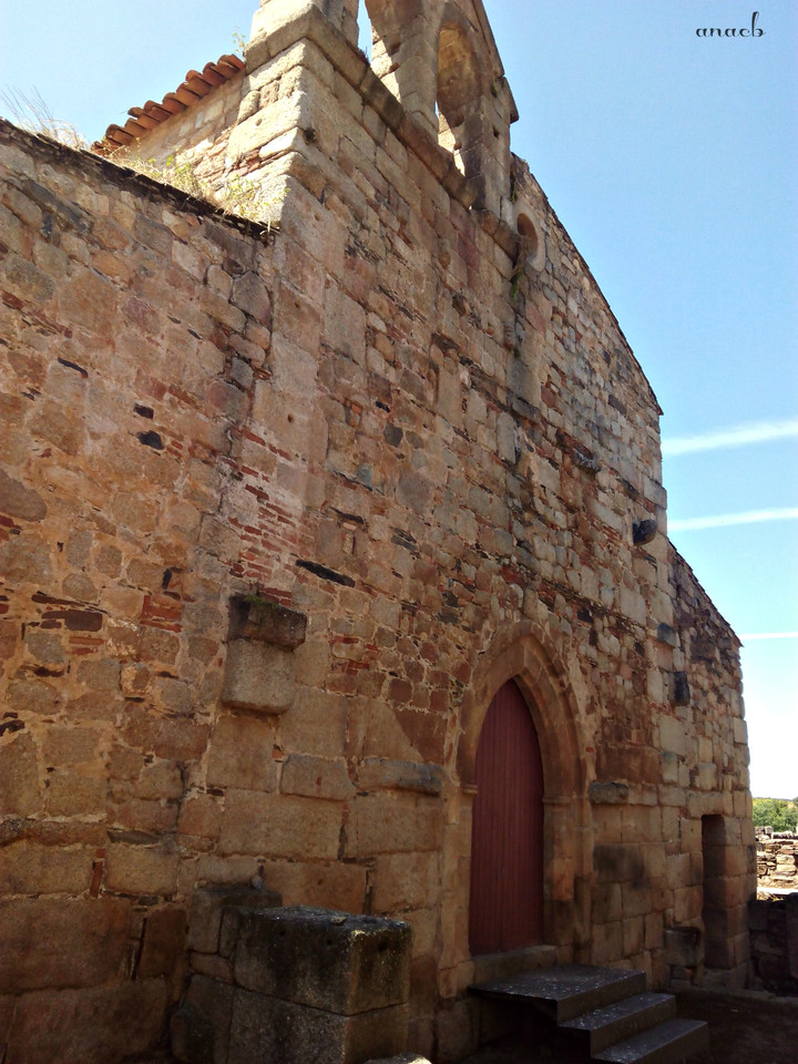Idanha-a-Velha (165) Sé Catedral - Igreja Sta. Ma