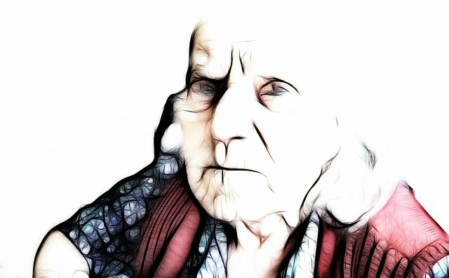 Alzheimer (Imagem Pixabay)