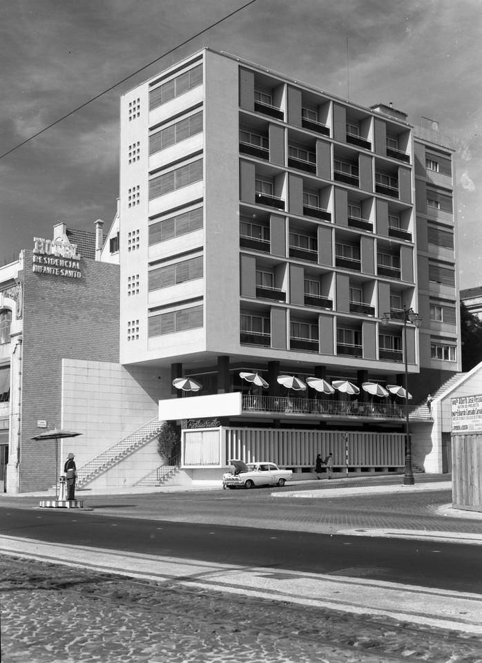 Hotel Residencial Infante Santo salvador de almeid