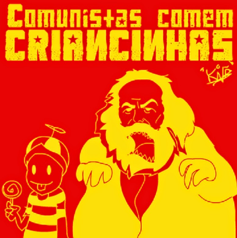 Comunistas Comem Criancinhas