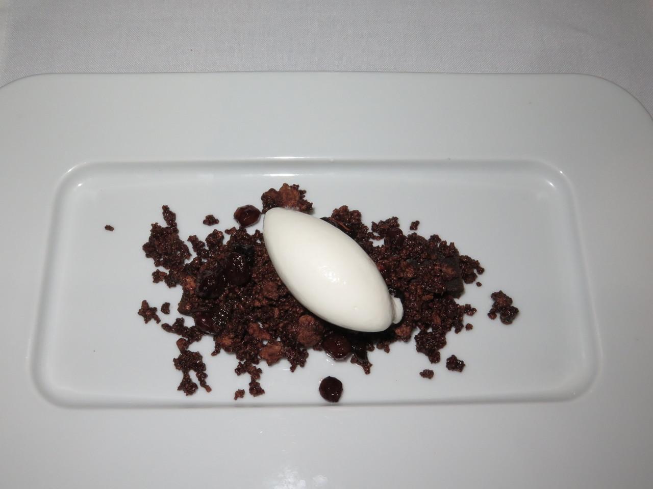 Cacau / Vinagre Balsâmico / Flor de Sal