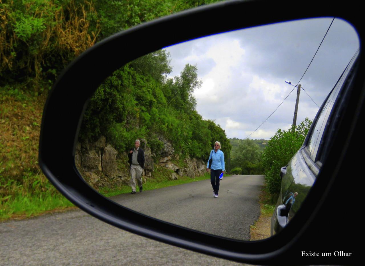 Espelho indiscreto
