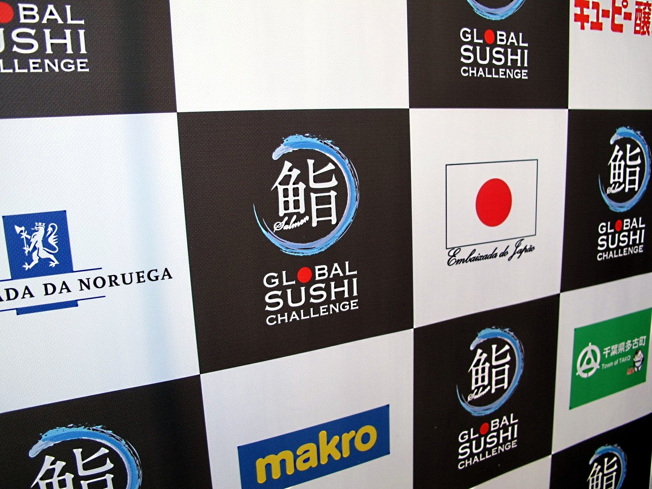 Global Sushi Challenge