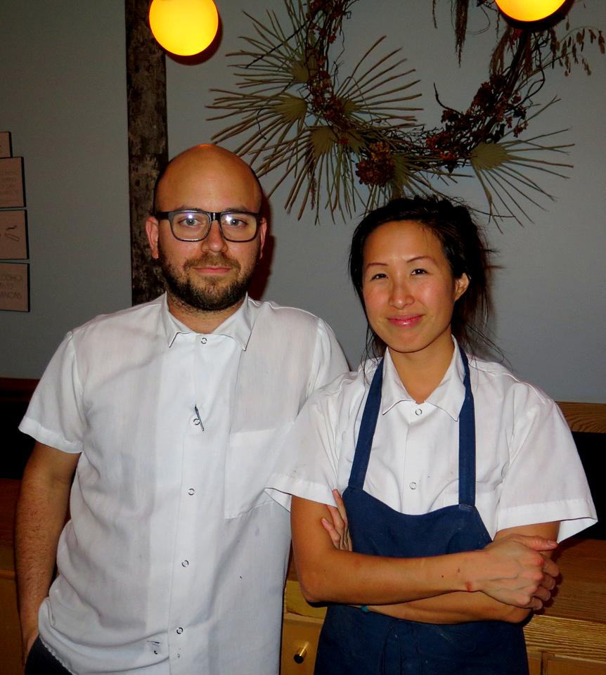 José Ramírez-Ruiz e Pamela Yung, o casal de cozinheiros do SEMILLA