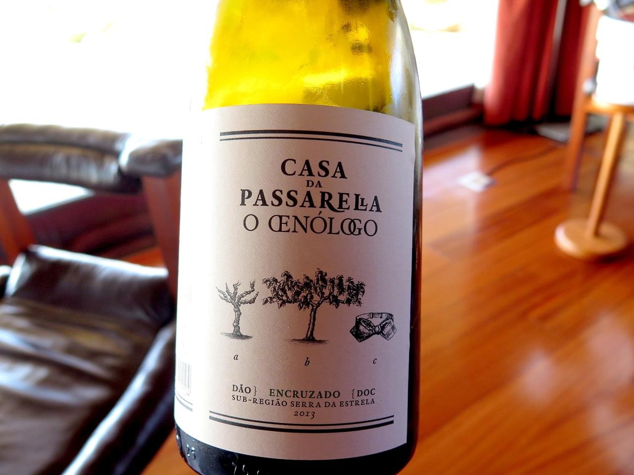 Casa da Passarella O Enólogo Encruzado branco 2013