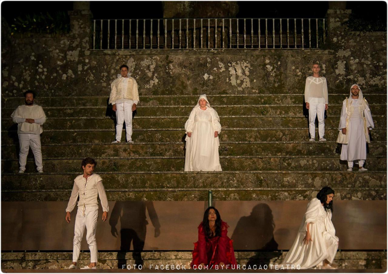 Romeu e Julieta | Byfurcação - Maria das Palavras