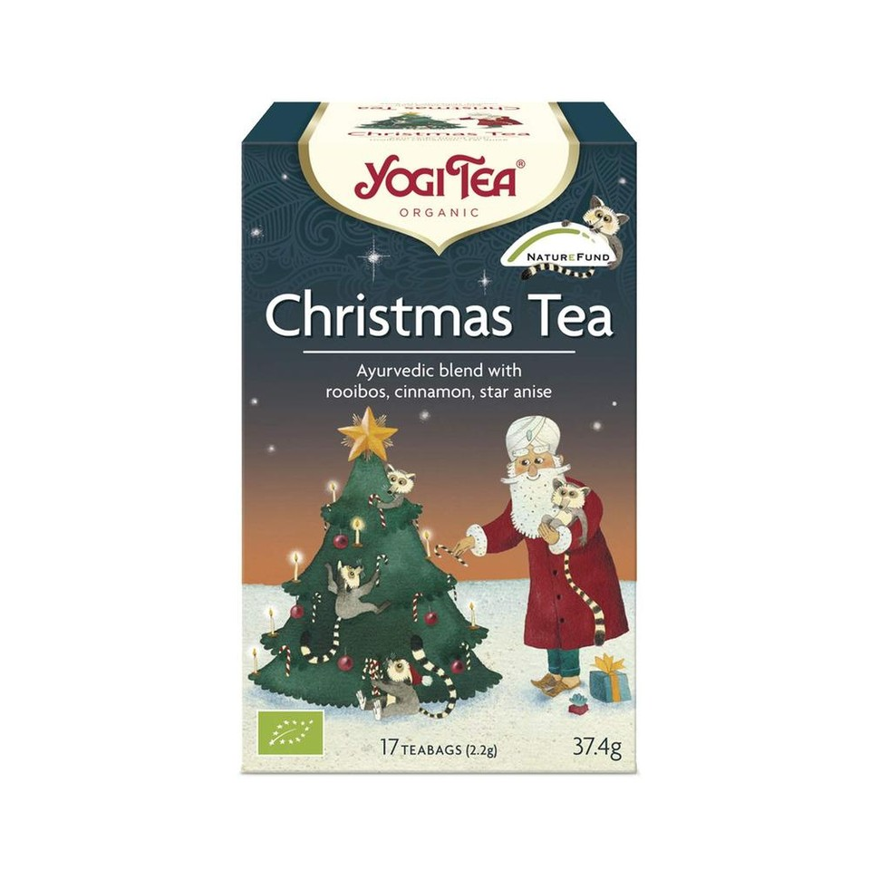 Christmas Tea Yogy - Chás do Mundo
