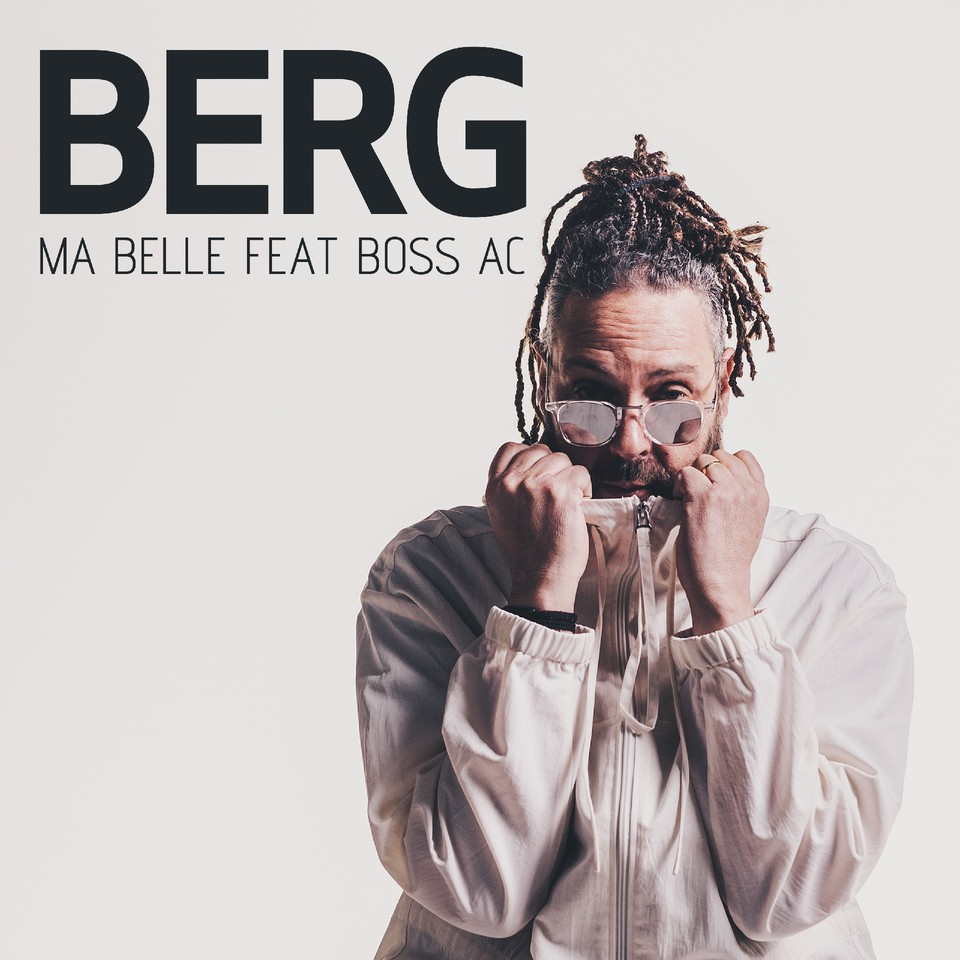 Capa single_BERG_Ma Belle_feat Boss AC - BERG.jpg