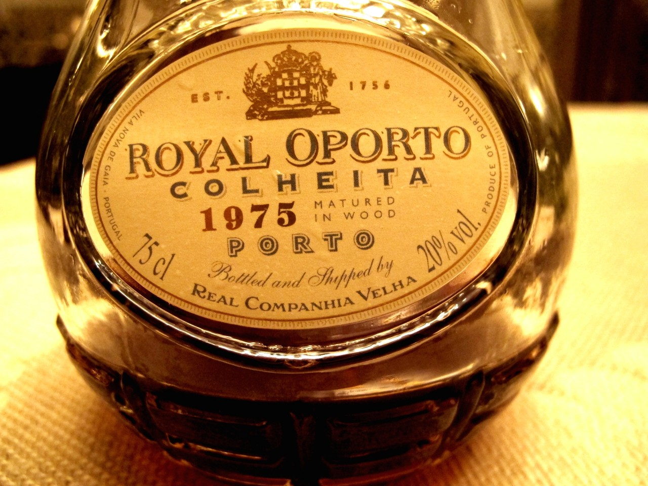 Royal Oporto 1975