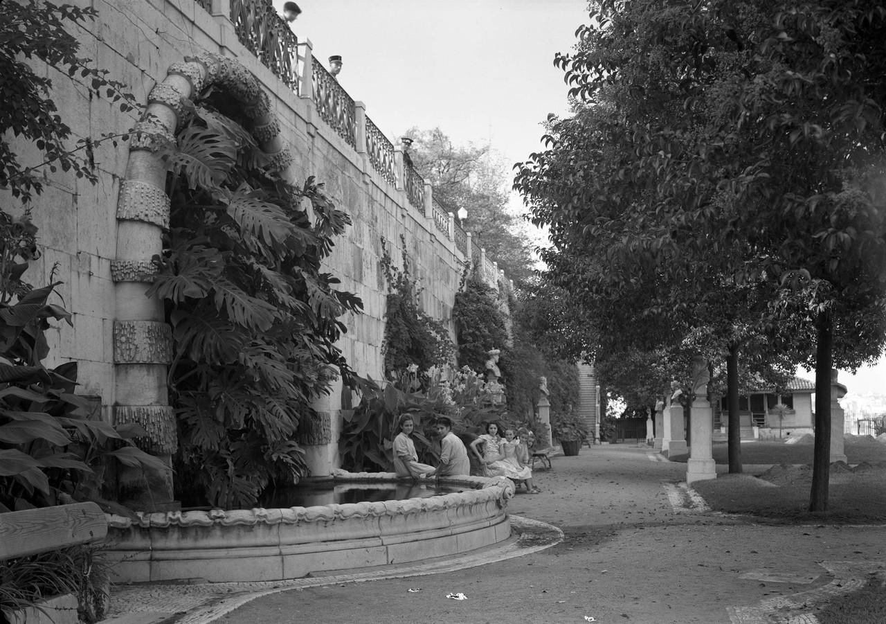 Jardim António Nobre ou Jardim de São Pedro de A