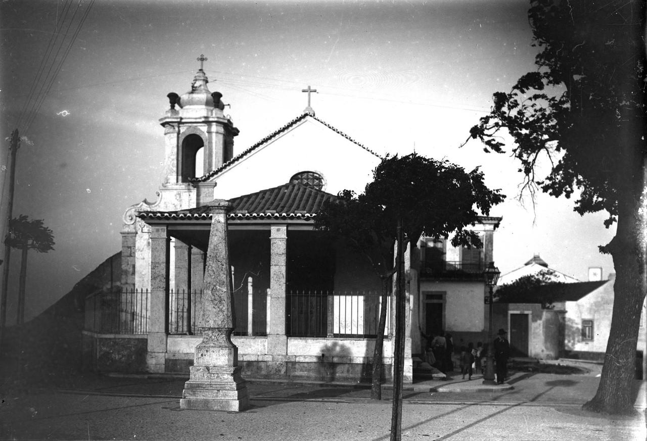 Capela de Nossa Senhora do Monte, foto de Paulo Gu