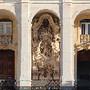 Rei D Jose I na Via Latina Universidade de Coimbra