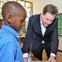 MOZAMBIQUE NICK CLEGG VISIT