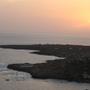 por-do-sol visto do fortinho de São Filipe13.jp