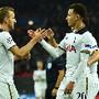 4 - Harry Kane e Dele Alli (Tottenham) - 23 golos