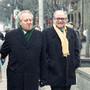 Visita De Mário Soares à Checoslováquia