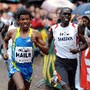 Germany Marathon New Year's Run