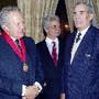 Portugal Presidente Mário Soares Recebe Advogad