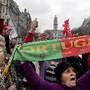 PORTUGAL DEMONSTRATION
