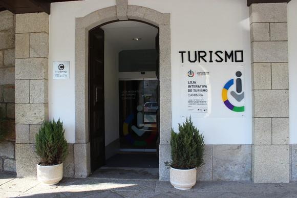 Loja interativa de turismo de Caminha