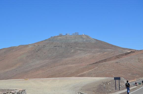 O topo da montanha