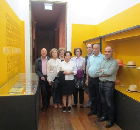 Visita Rotary Club de Fafe