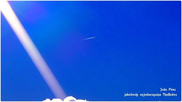 Raio de Sol a 2 000 metros