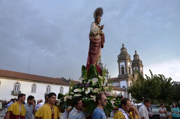 Procissão em honra de S. Miguel  (3)