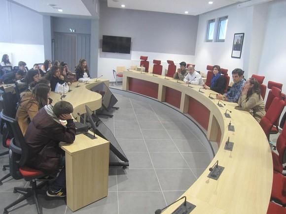 Conseil Municipal-cenon