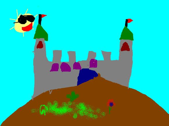 castelo de porto de mós.bmp