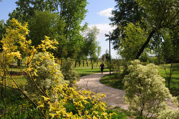 Parque da Devesa dá as boas-vindas à Primavera