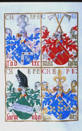 Brasão de Sodré 1521-28