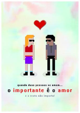 o importante é o amor HETERO