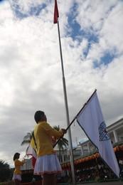 Cerimónia Içar Bandeira Nacional 20 de Maio 2014