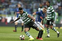 26.ª J.: Sporting - Nacional 16/17