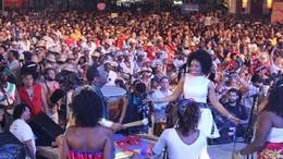 Lura no Carnaval do Recife - Brasil 2015