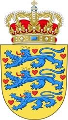 13 Brasão da Dinamarca