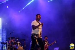 Artistas no Festival Areia Grande