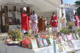 Selebrasaun Missa 12 de Novembro 2016