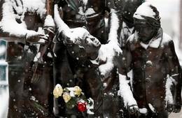 Dia do Holocausto, Memorial em Berlim, Alemanha