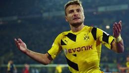 Immobile, do Torino para o Dortmund por 18,5 ME