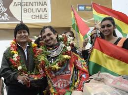 7ª etapa Dakar2014