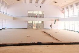 Pavilhão Desportivo da Esc. Sec,Josina Machel