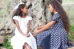 Jovem Beatriz  e Teresa