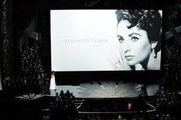 """O """"in memoriam"""" deste ano lembra Liz Taylo"""