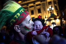 Festejos Portugal Campeão, Porto