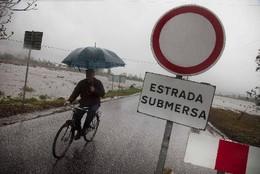 PORTUGAL INUNDAÇÕES NO RIBATEJO