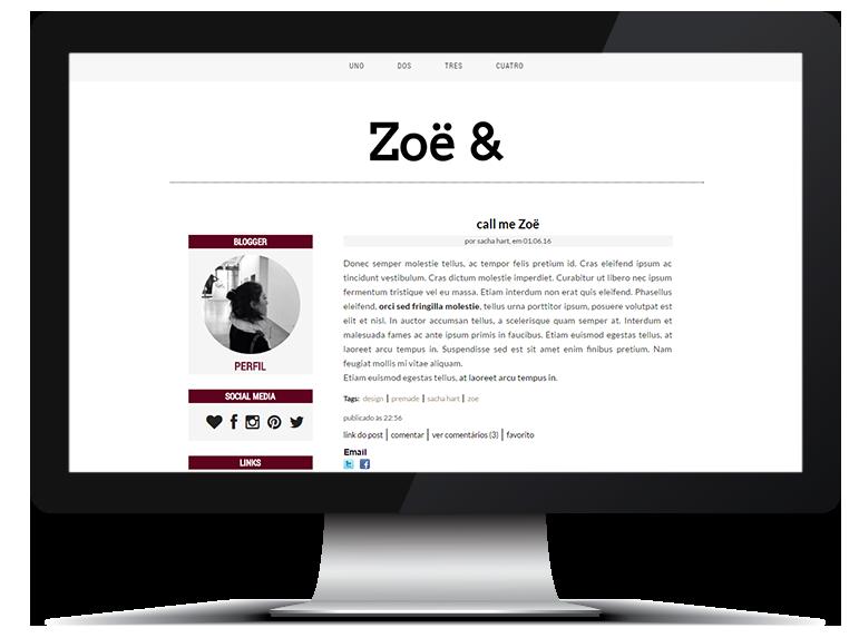 Zoe Design / The Design Project