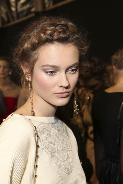 Valentino-at-Paris-Fashion-Week-Spring-2012-braid-