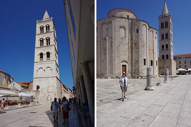 Byzantine St Donat's Church